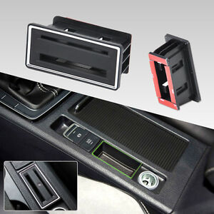 For 2012 2015 Vw Golf Mk7 Interior Center Console Card