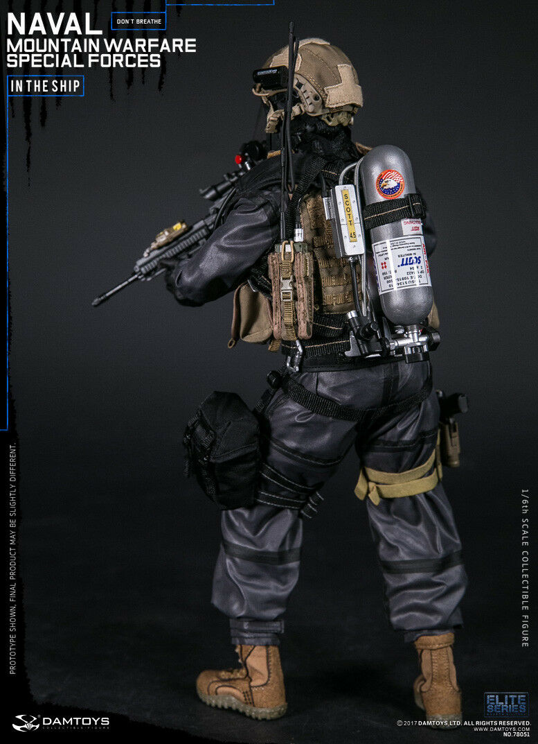 DAM DAMTOYS 78051 78051 78051 1/6 navy Mountain combat special forces hot action figure toys 89eddb