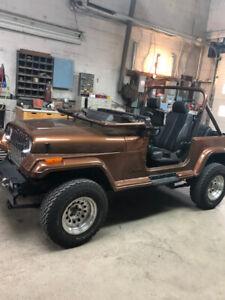 Jeep Wrangler YJ 1987 automatique