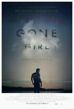 Gone Girl movie poster - Ben Affleck poster (2014)
