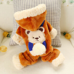 Small-Dog-Costume-Winter-Warm-Fleece-Cat-Puppy-Jumpsuit-Thick-Pet-Hoodie-Apparel