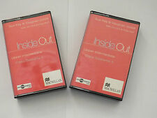 Inside Out - Upper Intermediate - Class Cassette 1 and 2  £24.00  New Free P & P