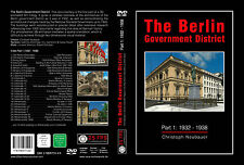 Hitlers ´s The Berlin Goverment District 1932 - 1945, From Bismarck ´s Reichs