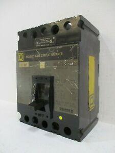 used Details about  /Square D FAL34015 Circuit Breaker 3 pole 15 amp 480 volt