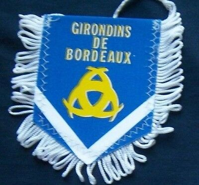 AnpassungsfäHig Orig.wimpel Girondins De Bordeaux (frankreich) !! Selten Spezieller Sommer Sale