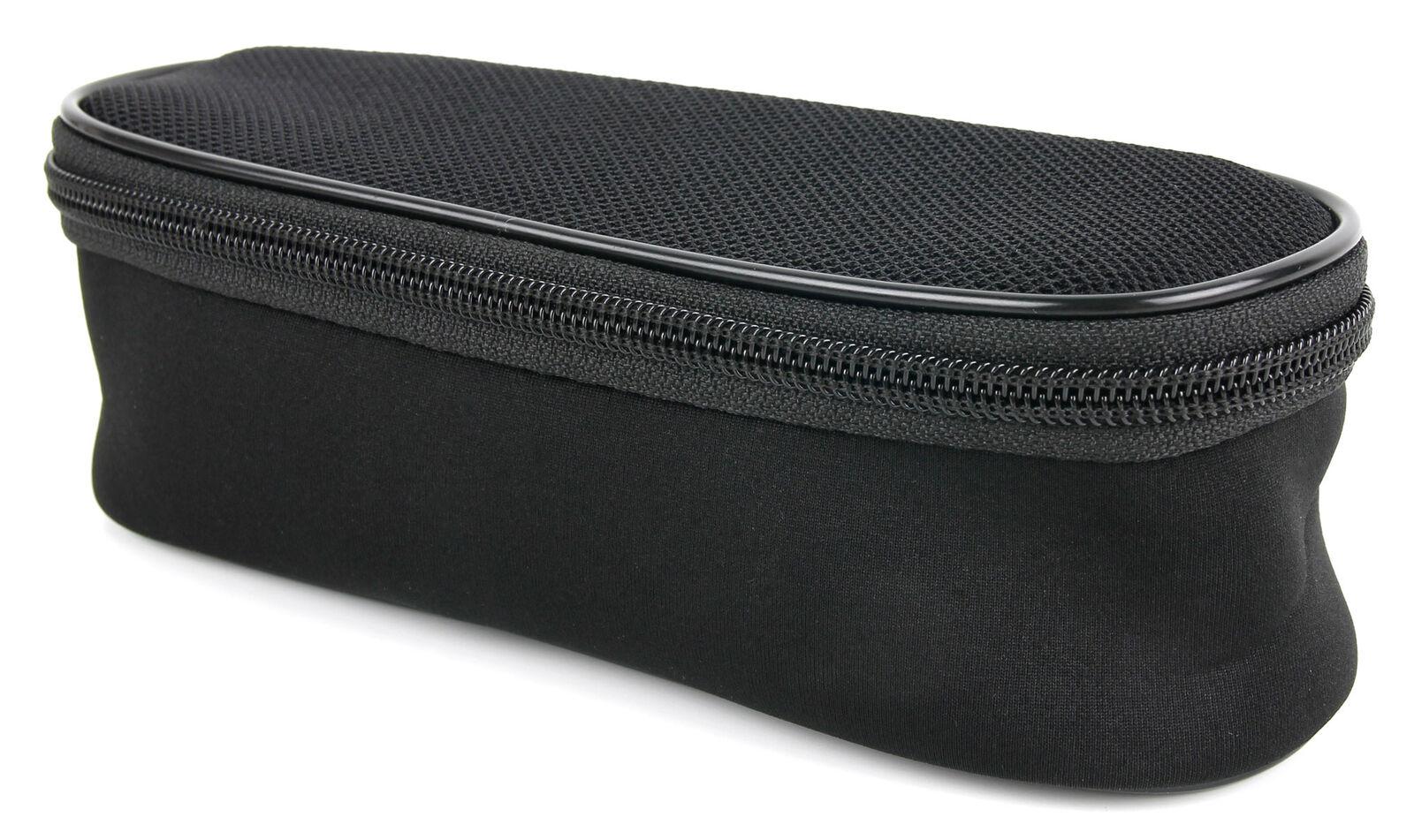 Noir Rembourré avec Rasoir cas avec Rembourré Netted côtés pour Philips série 5000 S5320/06 675e95