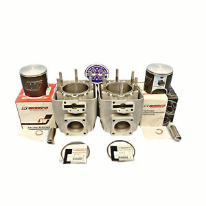 Ski-Doo-583-Formule-Mach-1-X-XTC-Cylindres-Wiseco-Pistons-1990-1992-6913070