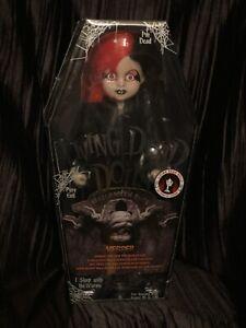 Living-Dead-Dolls-Vesper-Red-And-Black-Halloween-LDD-sullenToys