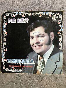 LP - Ramon Ayala Y Los Bravos Del Norte - Por Que?? - Tex Mex-7009