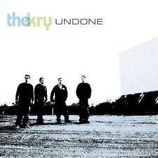 NEW Christian pop rock CD: Kry- Undone. Only the Love of God Glorious church God