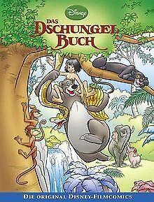 BamS-Edition-Disney-Filmcomics-Das-Dschungelbuch-Die-Buch-Zustand-gut