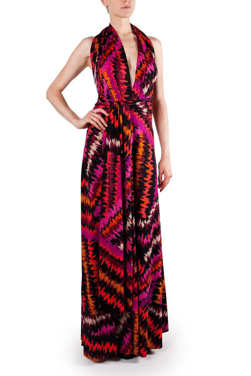 VON VONNI Women's Spice Fontana Transformer Dress Long One Size VVL101 NWT