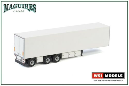 nuevo Modelos Escala 1:50 WSI WSI Models03-2034 Caja Remolque,