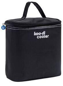 Koo-di Refroidisseur (deux Bouteille) Bébé Alimentation Voyage Poussette Accessoire Bn-afficher Le Titre D'origine