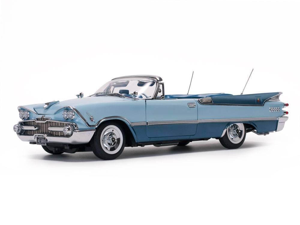 a la venta 1959 Dodge Royal Lancer 500 Azul Azul Azul 1 18 SUNEstrella 5474  80% de descuento