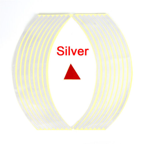 Strips Wheel Stickers And Decals For Reflective Rim Tape Bike Motorcycle Car/>YHB