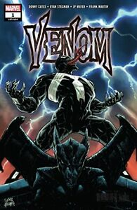 VENOM-1-DONNY-CATES-STEGMAN-COVER-MARVEL-COMICS-NM-HOT-2018