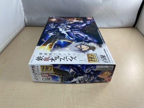 """Bandai Hobby HG 1//144 Hyakuren /""""Gundam Iron-Blooded Orphans/"""" Model Kit"""