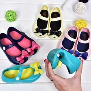 XD-3-Baby-Rubber-Mini-Cute-Bow-girls-Sandals-Bow-Summer-Sandals