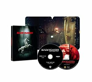 New-Blade-Runner-Final-Cut-amp-lt-4K-ULTRA-HD-amp-Blu-ray-set-2-Pack-Steel-Book