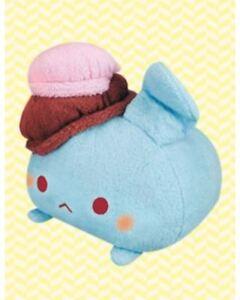 Sweets Chara Mode Laying Blue Cream Cat Creamya Plush 25cm
