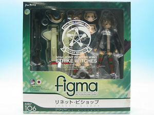 figma Strike Witches Lynette Bishop