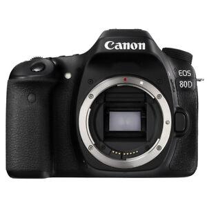 CANON EOS 80D BODY EAN 8714574636351