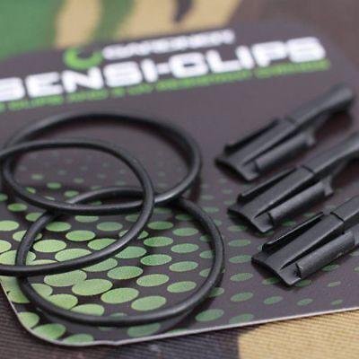 Nuova Moda Gardner Tackle Sensi Clip (rod Linea Clip) - Carpa Barbel Pike Pesca Grossolani-