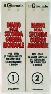 Diario-della-seconda-guerra-mondiale-1-e-2-AA-VV-Il-Giornale-DeAgostini-1995