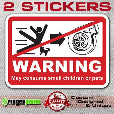 2X Drive Like A Girl Sticker Decal Warning Funny Joke Tools Car Notice