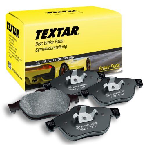 TEXTAR Bremsklötze 2501601 TOYOTA Auris Hinten