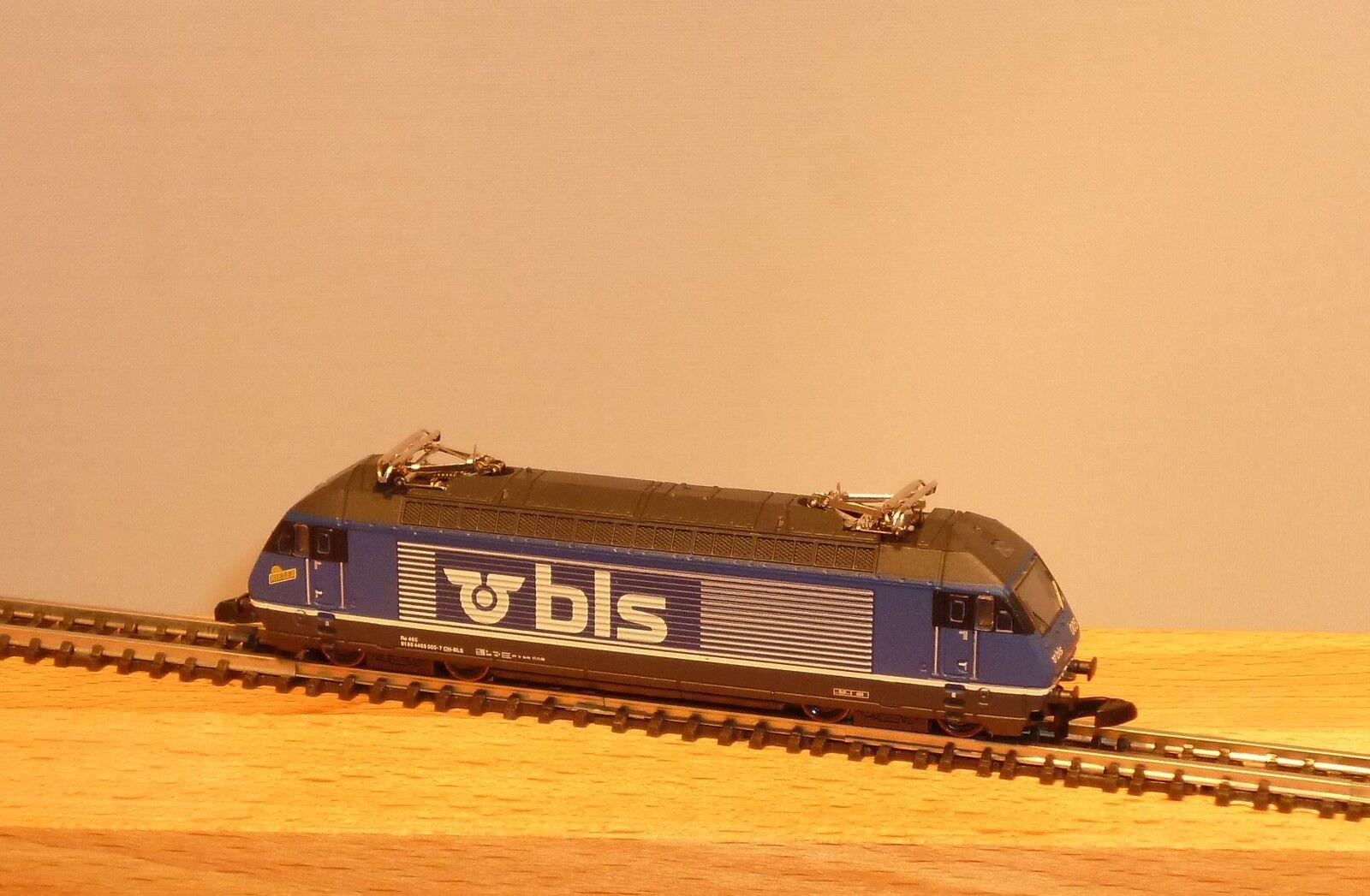 Z 88465 Locomotiva elettrica Serie 460 SBB   BLS