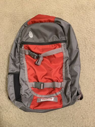Timbuk2 Bender Red/Gunmetal backpack