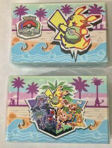 Pokemon 2017 World Championship Anaheim Exclusive PIKACHU PLUSH MINT