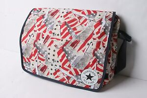 3c8d8eb60abd Image is loading Converse-Small-Flap-Reporter-Bag-America-Glitch-White