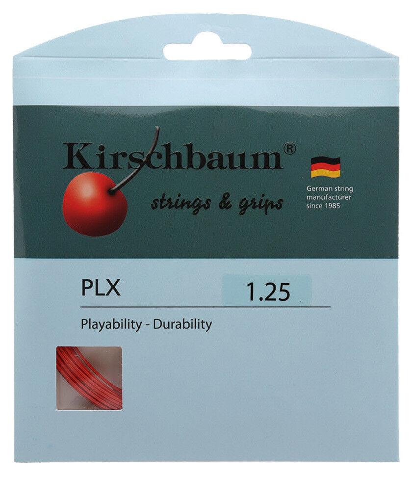 KIRSCHBAUM Tennis Pro Line X 17 1.25 mm Tennis KIRSCHBAUM Strings Set 3fa40f