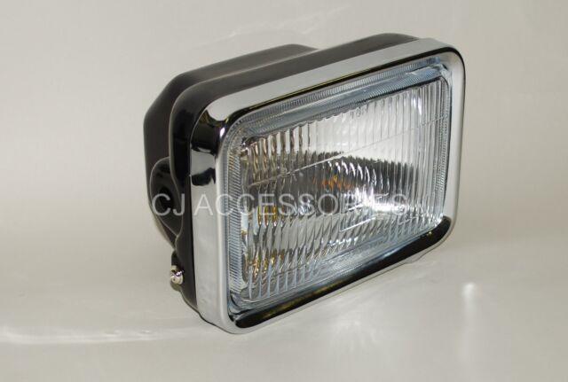 Suzuki GS125 ZR50 Headlight H4 12v 60/55w Streetfighter Cafe Racer