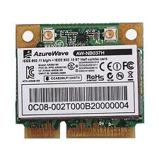 AZUREWAVE AW-NB037H 802.11nbg + Bluetooth 300M Mini PCI-E Wireless Wifi Card-ES