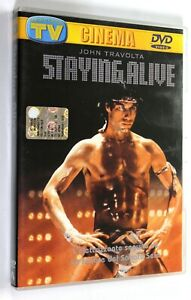 DVD-STAYING-ALIVE-1983-Musical-John-Travolta-Cynthia-Rhodes