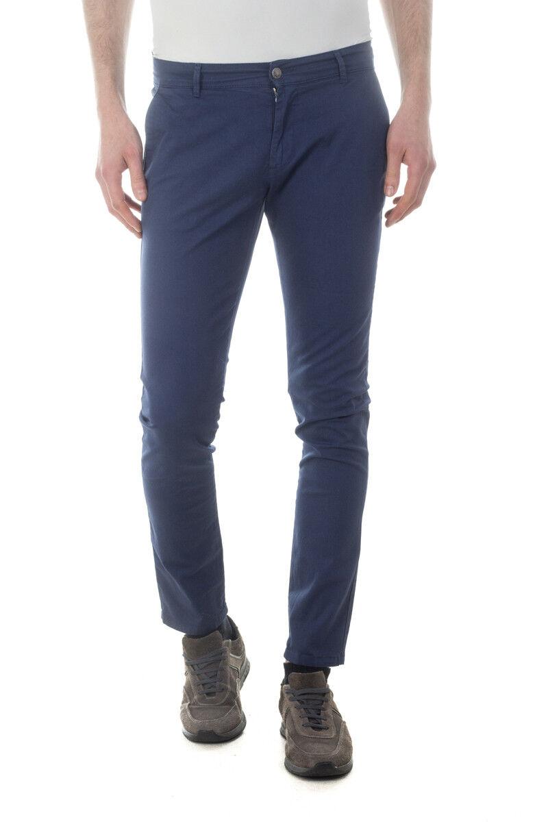 Jeans Daniele Alessandrini Jeans Cotone men blue PJ5386L1003600 3