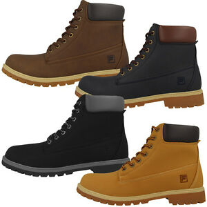 fila maverick mid schuhe herren outdoor boots winter. Black Bedroom Furniture Sets. Home Design Ideas