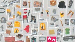 Playmobil -- Pièce de rechange - Accessoire château des chevaliers du lion 4865-