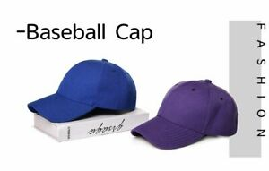 Dad-Hat-Adjustable-Baseball-Cap-Ball-Polo-Style-Cotton-Solid-Mens-Washed-Plain