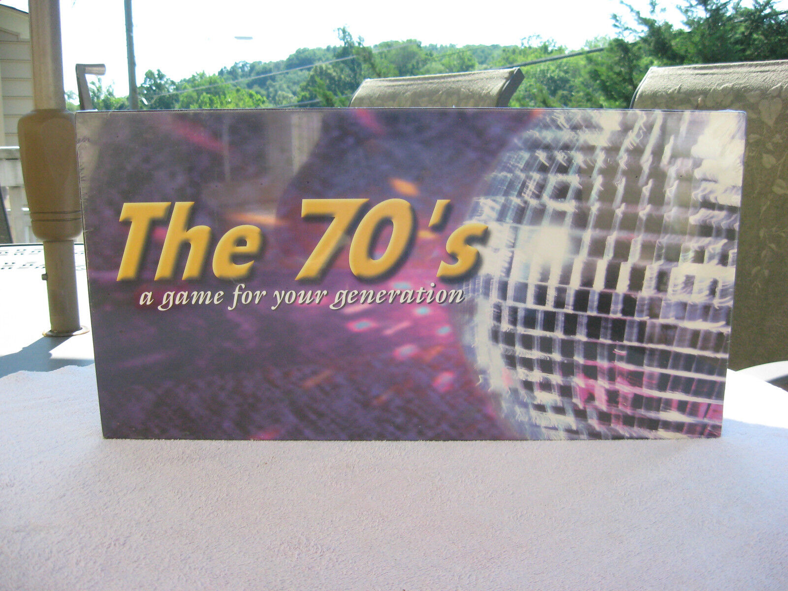The 70's  A Game For Your Generation  By Late for The SkyNew & Factory Sealed