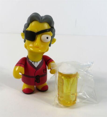 Kidrobot The Simpsons Moes Tavern Vinyl Mini Series Dr Tad Winslow NEW