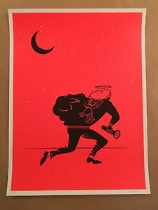 Never-Made-Francisco-Reyes-Jr-Creepin-Print-Obey-Giant-Shepard-Fairey-Poster