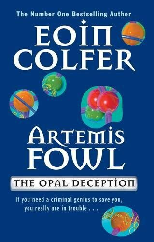 1 of 1 - The Opal Deception (Artemis Fowl) by Colfer, Eoin 0141381647 The Cheap Fast Free