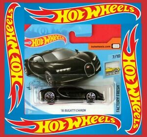 Hot-Wheels-2020-039-16-Bugatti-chiron-89-250-neu-amp-ovp