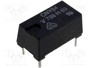 Lot De 10 X Cny64 - Photocoupleurs Tres Haute Tension ( 8000 V ) Vishay Ltxkkqez-07163623-703121927