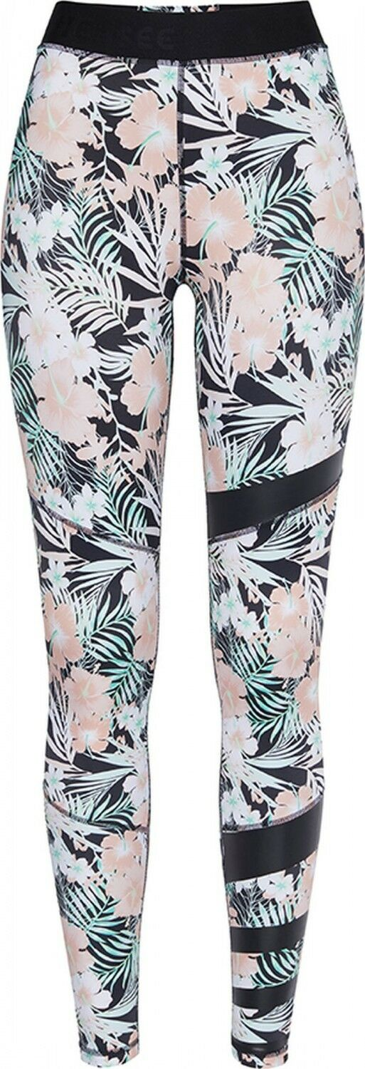 emsee Womens Patterned Leggings  Fitness Pants Yoga Pants UV Predection Factor +50  outlet on sale